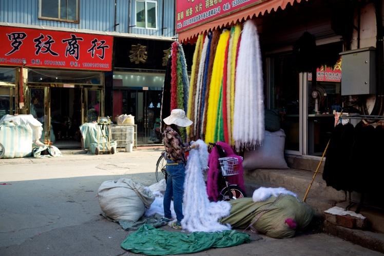 Beijing Fabric Market